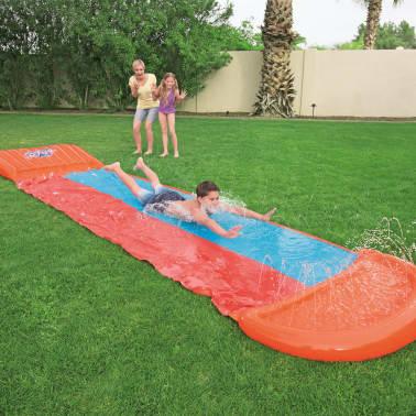 Bestway H2OGO Vandens čiuožykla Double Slide, 52255[3/15]