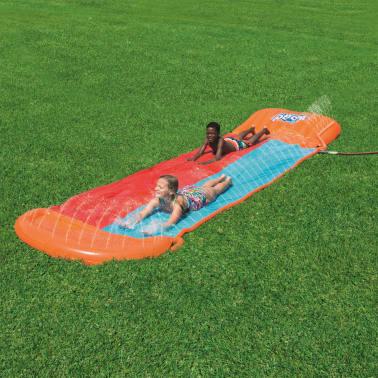 Bestway H2OGO Vandens čiuožykla Double Slide, 52255[4/15]