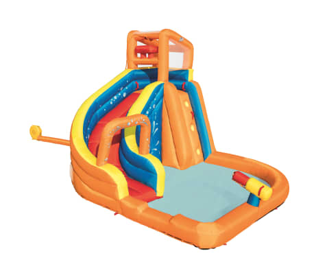 Bestway Escorrega água Turbo Splash Water Zone-Mega Water Park 53301