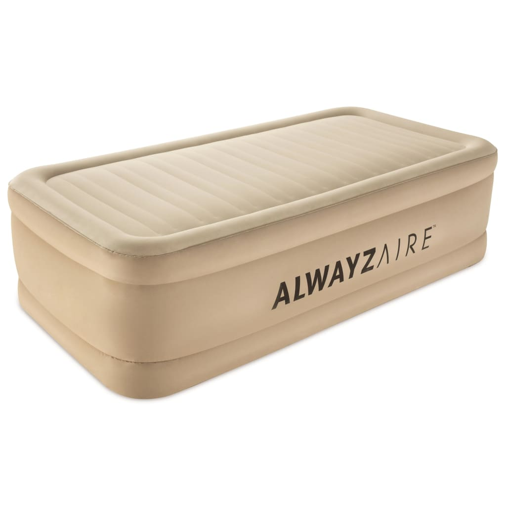 Bestway Pat gonflabil twin AlwayzAire Comfort Choice Fortech 69035 poza 2021 Bestway