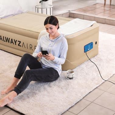 Bestway Lit pneumatique double AlwayzAire Comfort Choice Fortech 69035[6/12]