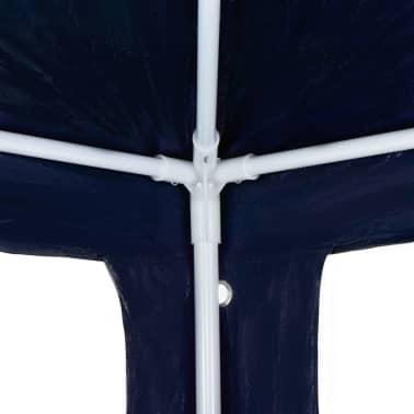 vidaXL Carpa para celebraciones PE azul 3x4 m[4/5]