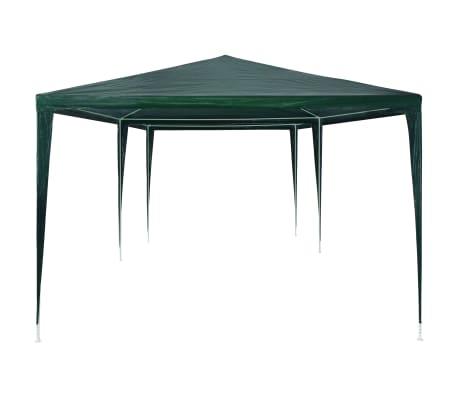 vidaXL zöld PE partisátor 3 x 6 m[3/6]