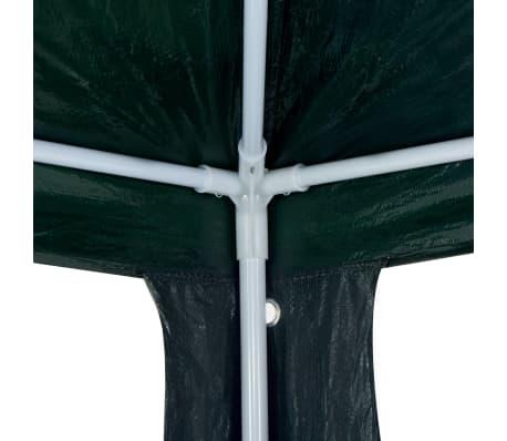 vidaXL Cort de petrecere, verde, 3 x 9 m, PE[6/6]
