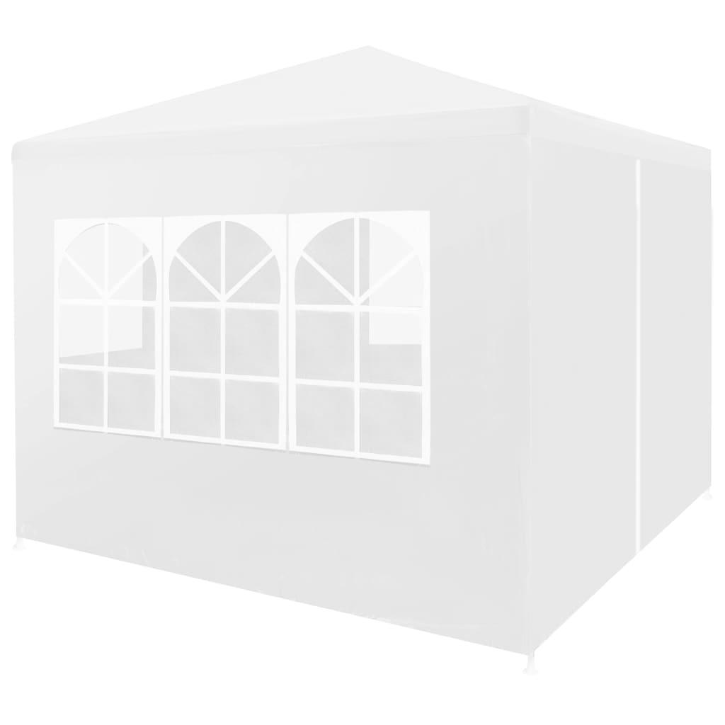 vidaXL Τέντα Εκδηλώσεων Λευκή 3 x 3 μ.