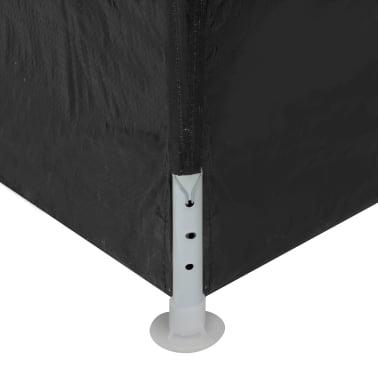 vidaXL festtelt 3 x 6 m antracitgrå[6/8]