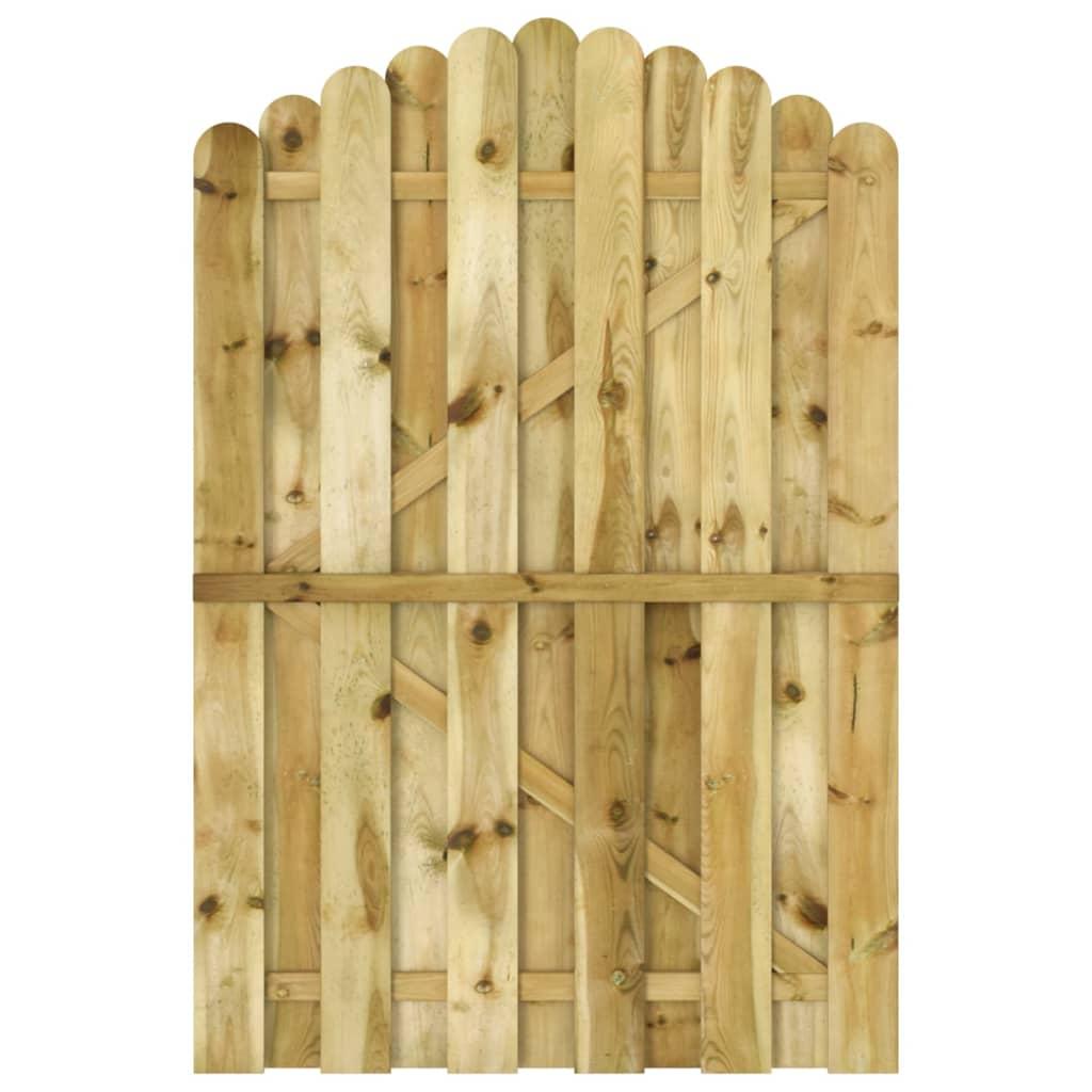 Zahradní branka impregnovaná borovice 100 x 150 cm