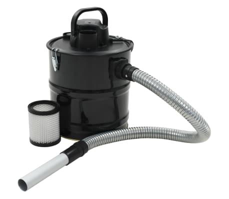 vidaxl aspirateur cendres avec filtre hepa 1000 w 20 l. Black Bedroom Furniture Sets. Home Design Ideas
