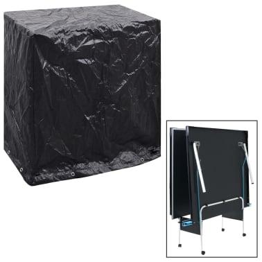 vidaXL Sodo baldų/teniso stalo uždangalas, 160x55x182cm, 8 kilputės[1/7]