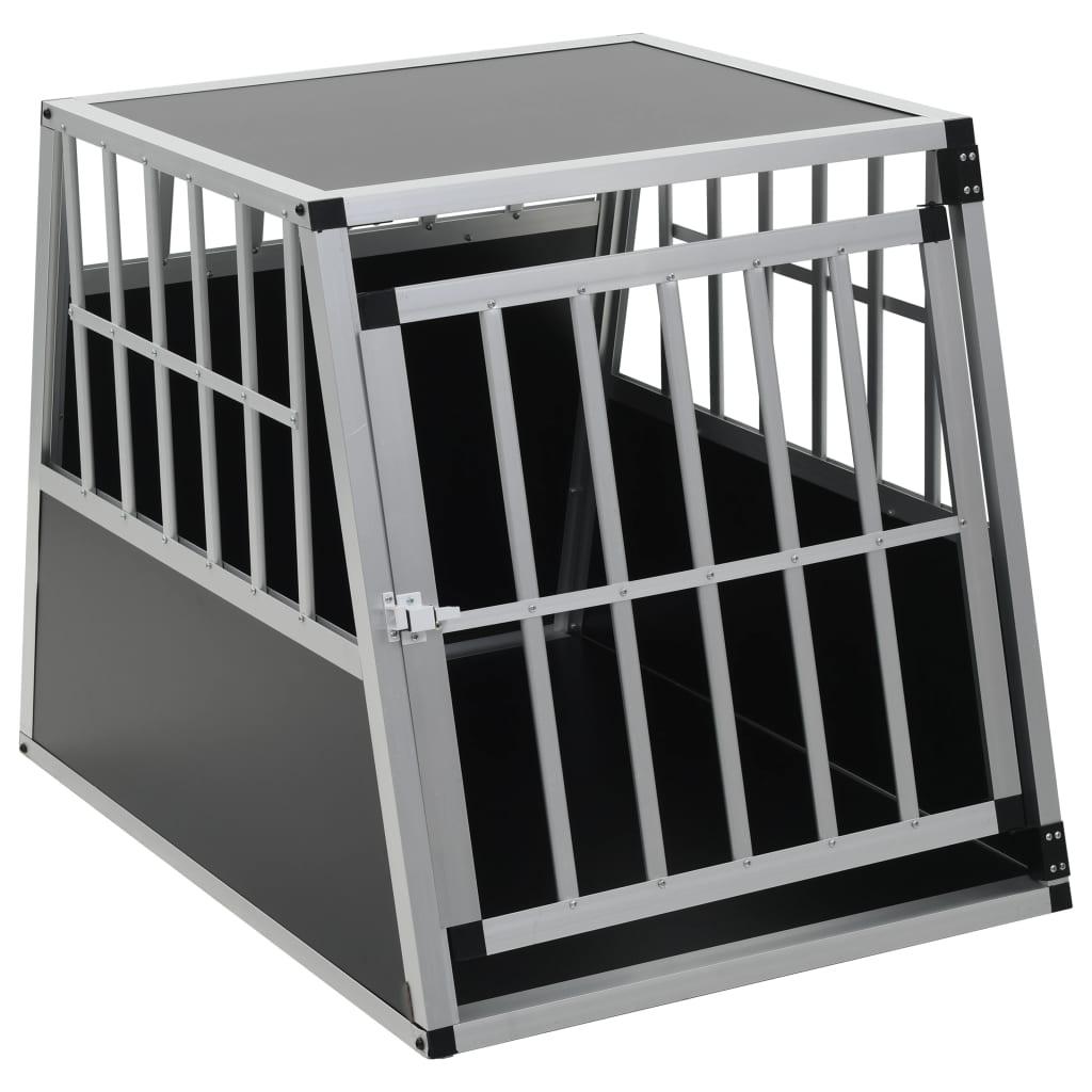 999170664 Hundetransportbox mit Einzeltür 65 x 91 x 69,5 cm