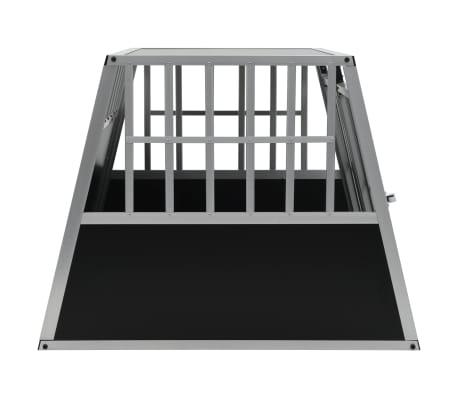 vidaXL Hundetransportbox mit Doppeltür 94 x 88 x 69 cm[4/11]