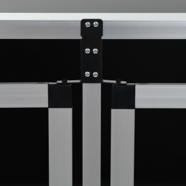 vidaXL Hundetransportbox mit Doppeltür 94 x 88 x 69 cm[9/11]