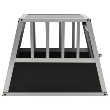 vidaXL Pasji boks z enojnimi vrati 54x69x50 cm[4/11]