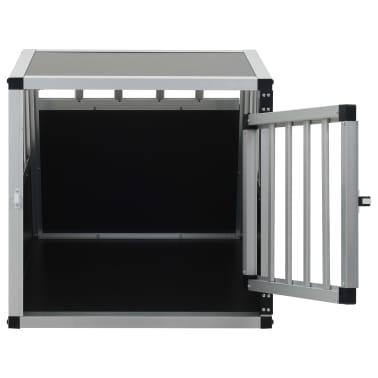 vidaXL Pasji boks z enojnimi vrati 54x69x50 cm[7/11]
