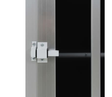 vidaXL Pasji boks z dvojnimi vrati 89x60x50 cm[10/11]