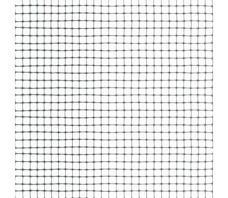 vidaXL Mailles de clôture de jardin 5 pcs PEHD 1x1,2 m Vert[5/6]