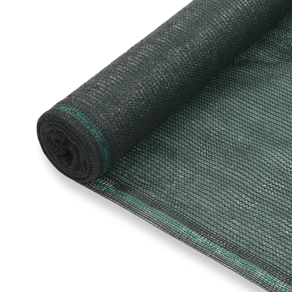 Tenisová zástěna zelená 1 x 50 m HDPE