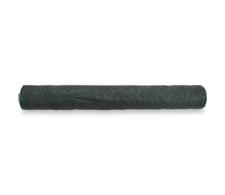 vidaXL Uždanga teniso kortams, žalia, 2x50m, HDPE[2/4]
