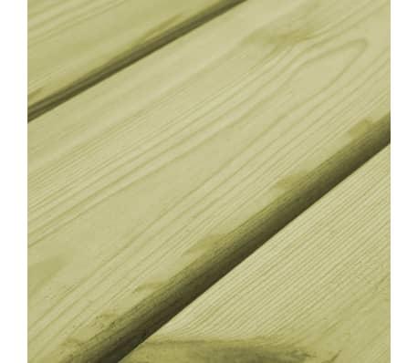 vidaXL Záhradná lavička 170 cm, impregnovaná borovica[5/6]