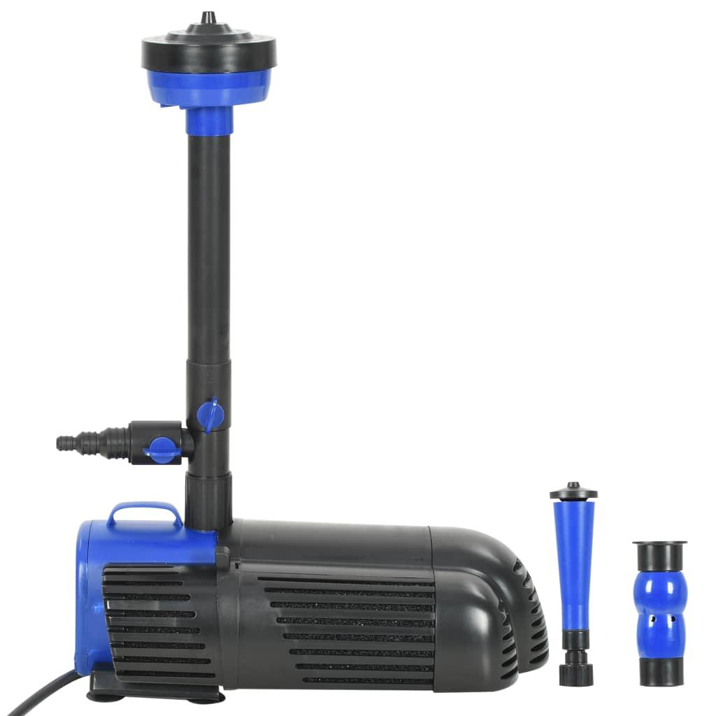 vidaXL Fontánové čerpadlo 120 W 3600 l/h