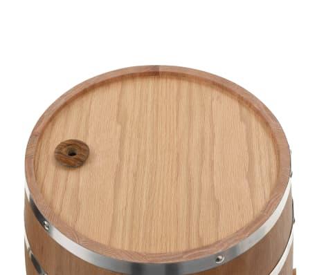 vidaXL Sud na víno z dubového dreva s kohútikom 35 l[7/9]