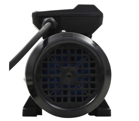 vidaXL Baseino siurblys, juodas, 0,25 AG, 7500 l/val[4/7]