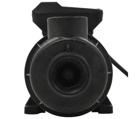 vidaXL Baseino siurblys, juodas, 0,25 AG, 7500 l/val[5/7]