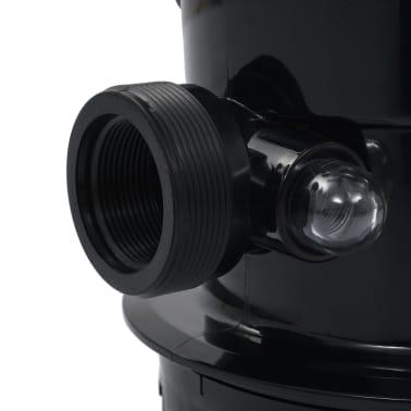 "vidaXL Multiport Valve for Sand Filter ABS 1.5"" 6-way[5/6]"