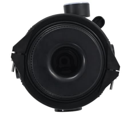 "vidaXL Multiport Valve for Sand Filter ABS 1.5"" 4-way[4/6]"