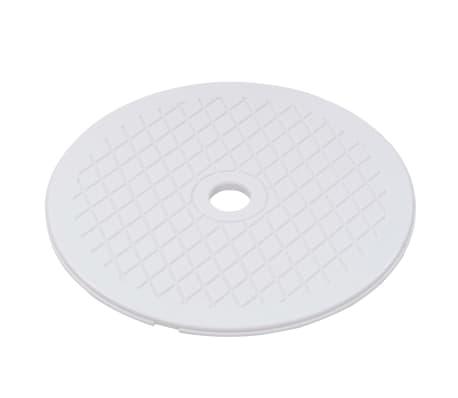 "vidaXL 11 Piece Wide-mouth Pool Skimmer 13.5""x9.8""x12""[6/8]"