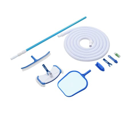 vidaXL 9 Piece Pool Maintenance Kit[1/8]