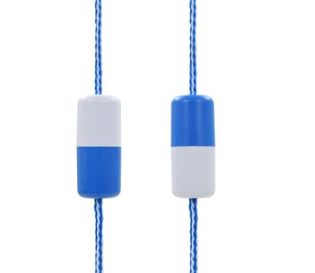 "vidaXL Swimming Pool Safety Divider Rope 236.2"" Plastic[6/8]"