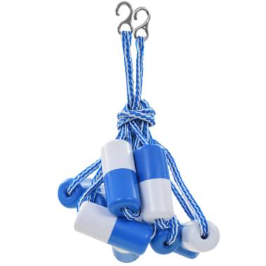 "vidaXL Swimming Pool Safety Divider Rope 236.2"" Plastic[3/8]"