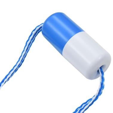 "vidaXL Swimming Pool Safety Divider Rope 236.2"" Plastic[7/8]"
