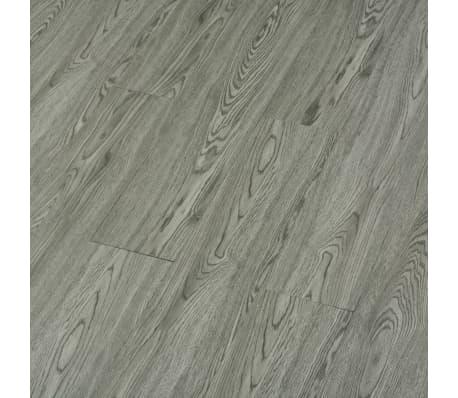 vidaXL selvklæbende gulvbrædder 4,46 m² 3 mm PVC grå[3/5]
