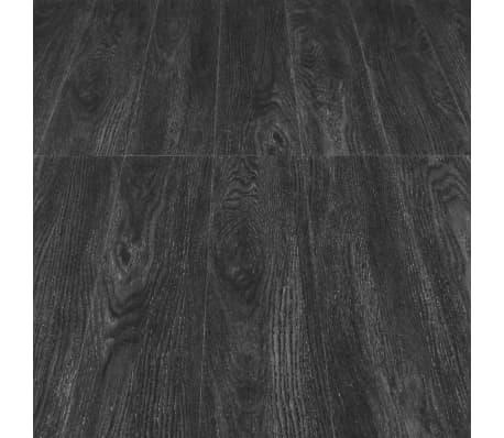 vidaXL Grindų plokštės, 4,46m², PVC, prilipdomos, ąžuolo/antr. sp.[5/5]