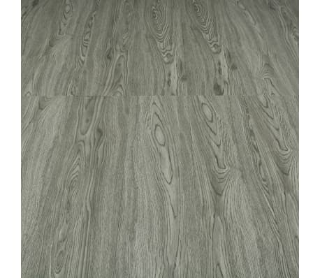 vidaXL Plăci podea cu îmbinare clic, gri 3,51 m² 4 mm, PVC[5/6]