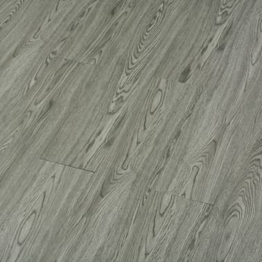 vidaXL Plăci podea cu îmbinare clic, gri 3,51 m² 4 mm, PVC[4/6]