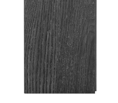 19979a79d974 Olcsó vidaXL antracit tölgyszínű öntapadós PVC padlódeszkák 3,51 m² ...