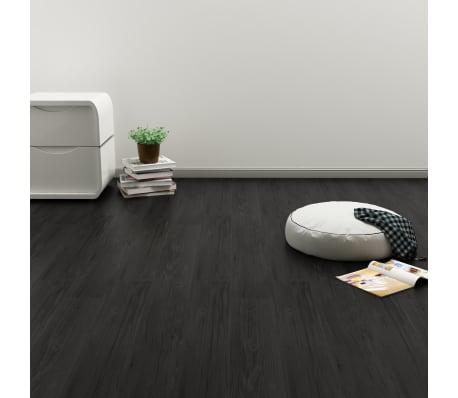 vidaXL Įspaudž. grindų plokštė, antrac. sp., 3,51 m², 4 mm, PVC[1/6]