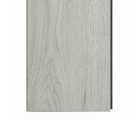 vidaXL Plăci podea cu îmbinare clic, gri deschis 3,51 m² 4 mm, PVC[6/6]