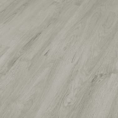 vidaXL Plăci podea cu îmbinare clic, gri deschis 3,51 m² 4 mm, PVC[3/6]