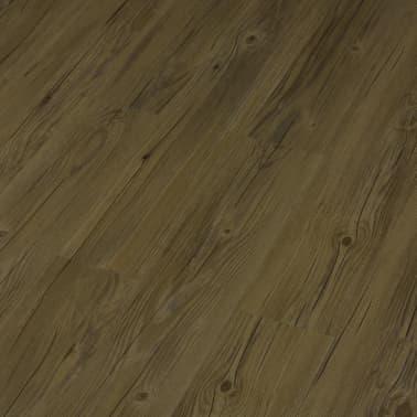 vidaXL Įspaudž. grindų plokštė, rudos sp., 3,51 m², 4 mm, PVC[3/6]