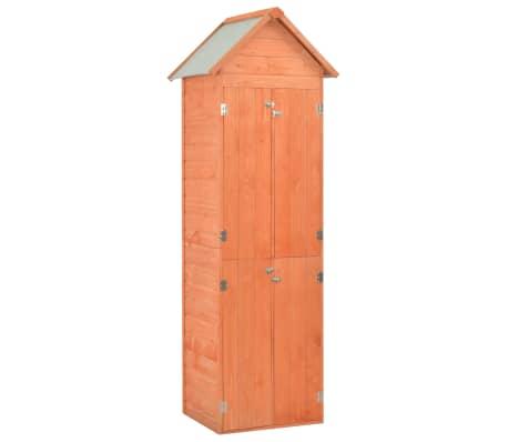 vidaXL Tuinberging 71x60x213 cm hout