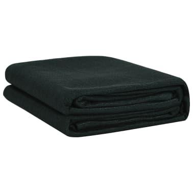 vidaXL Tent Carpet 300x400 cm HDPE Green[2/7]