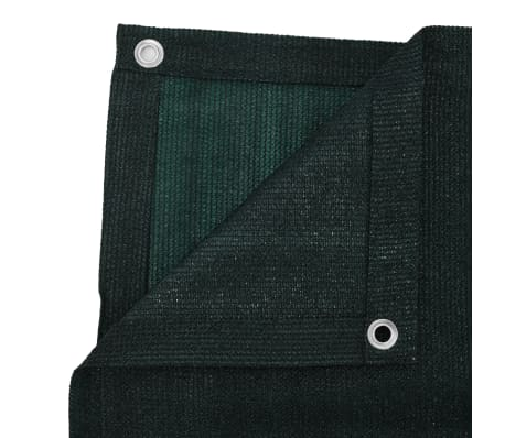 vidaXL Tent Carpet 300x400 cm HDPE Green[6/7]