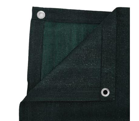 vidaXL Tent Carpet 300x500 cm HDPE Green[6/7]