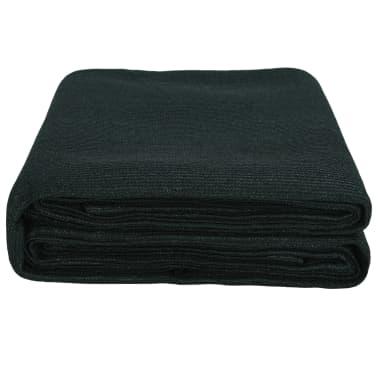 vidaXL Tent Carpet 300x500 cm HDPE Green[3/7]