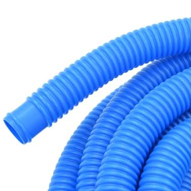 vidaXL Baseino žarna, mėlyna, 32 mm, 6,6 m[3/3]