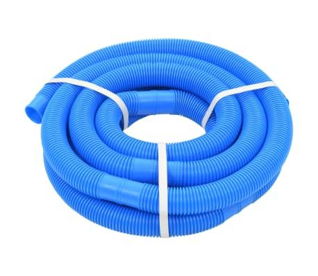 vidaXL Poolschlauch Blau 38 mm 6 m